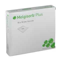 Melgisorb Plus Ster 10 x 10 Cm