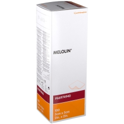 Melolin Sterile Compres 5 x 5cm 66984940