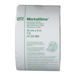 Metalline Dressing Roller 5 x 10cm 23080