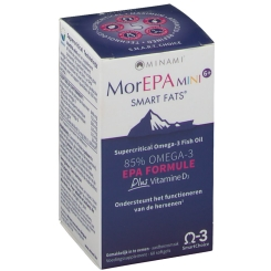 Minami MorEPA Mini Smart Fats