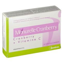 Monurelle Cranberry 120Mg