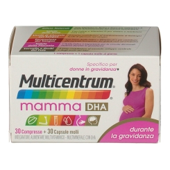 Multicentrum® Mamma DHA®