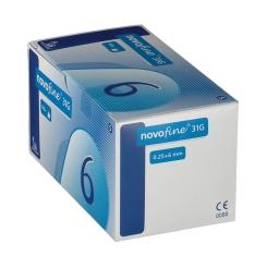 NovoFine® 31G Aghi sterili 6