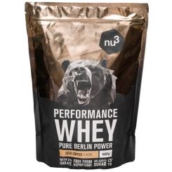 nu3 Performance Whey Iced Coffee