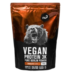 nu3 Vegan Protein 3K Shake, Cioccolato