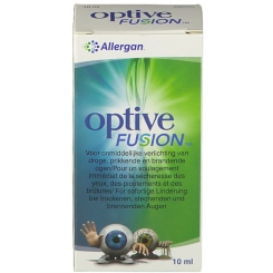 Optive Fusion Sterile Solution Flask