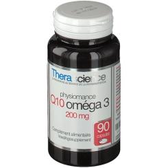 Physiomance Q10 Omega 3 200mg