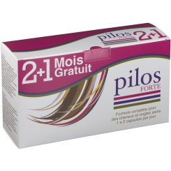 Pilos Forte 2+1 Month For FREE