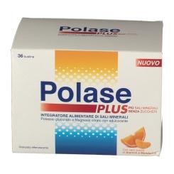 Polase® Plus con succo d'arancia e mandarino