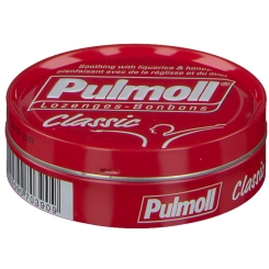 Pulmoll Classic Cough Candy Licorice - Honey