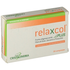 relaxcol® PLUS compresse