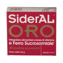 Sideral® oro 20 stick