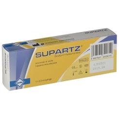 Supartz® siringa intra-articolare pre riempita 10mg acido ialuronico 2,5ml 1 pezzo