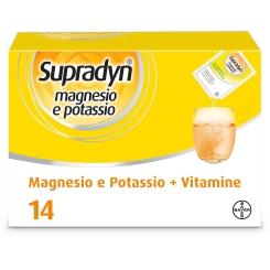 Supradyn Magnesio + Potassio