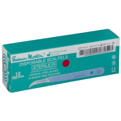Swann Morton Scalpel Disposable Star Nr12