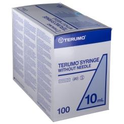 Terumo® Syringe Siringhe senza Ago Cono Luer Eccentrico 10 ml