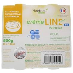 Tonus Line CrèmeLINE + DB Vanilla Z/Lact