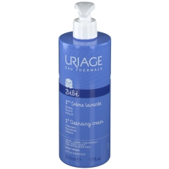 Uriage Baby Thermal Wash Cream Without Soap