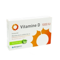 Vitamine D 1000iu