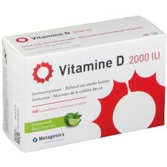 Vitamine D 2000iu