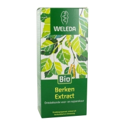 Weleda: Birch Leaf Extract Without Sugar