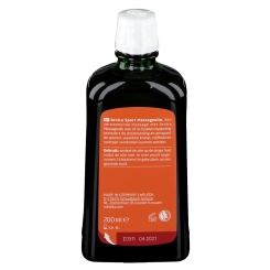 Weleda: Massage Oil + Arnica