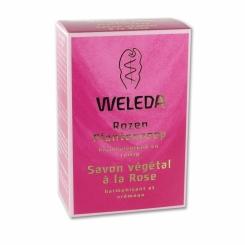 Weleda: Soap Roses