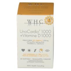 WHC Unocardio 1000 + Vit D3