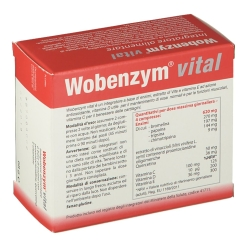 Wobenzym® vital compresse