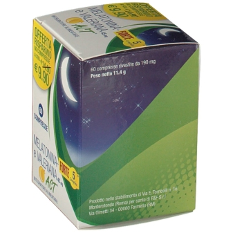 Melatonina+Forte 5 Complex e Valeriana Act - shop-farmacia.it d0be4ad863c2
