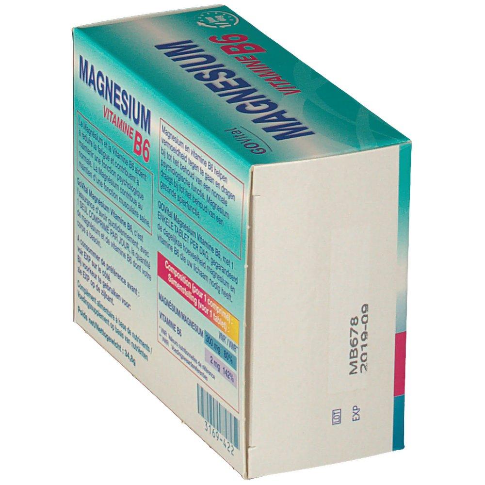 Vitamina B6 (piridossina) | Solgar