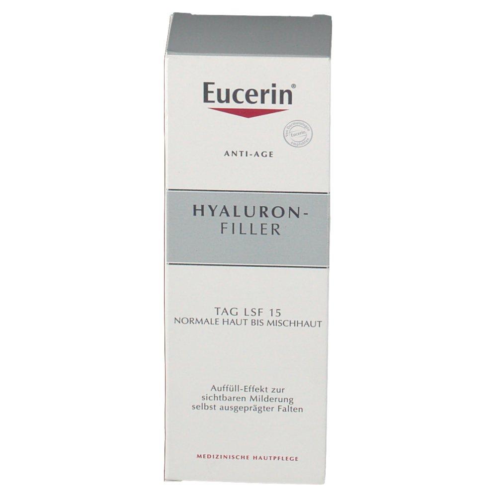 Eucerin® Hyaluron-Filler Crema Giorno pelli normali e..