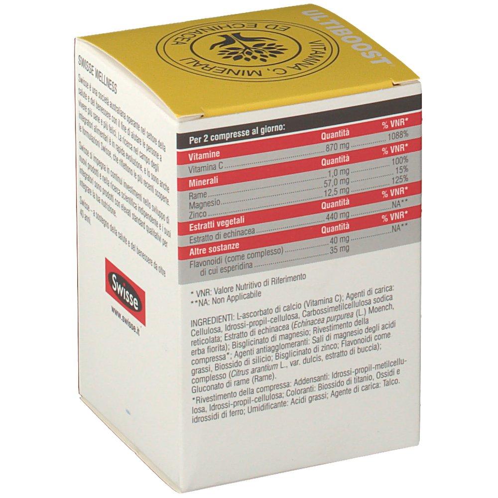 swisse difesa immunitaria  Swisse® difesa immunitaria 60 compresse -