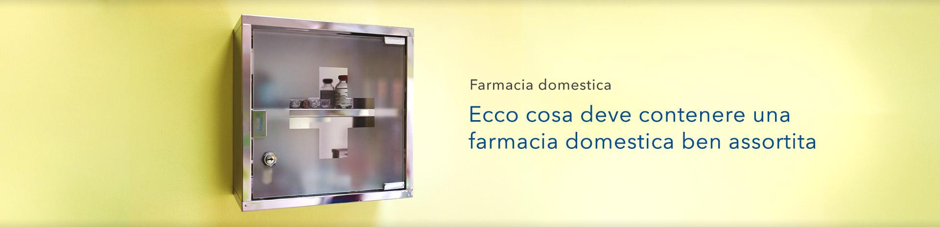 Farmacia domestica - GUIDA - SHOP FARMACIA