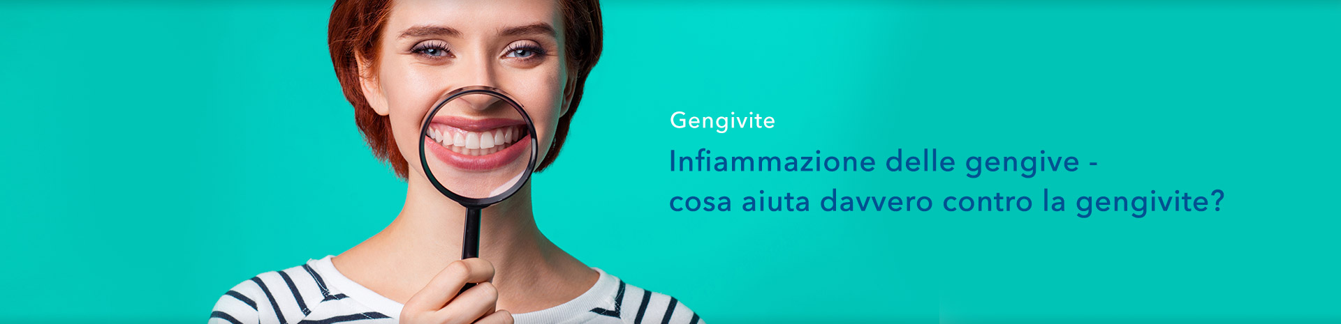 Gengivite - GUIDA - SHOP FARMACIA