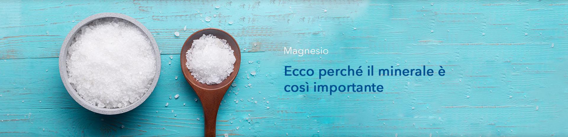Magnesio - GUIDA - SHOP FARMACIA